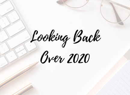 looking back over 2020
